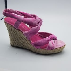 RAMPAGE NEW SUMMER WEDGES SIZE 6.5